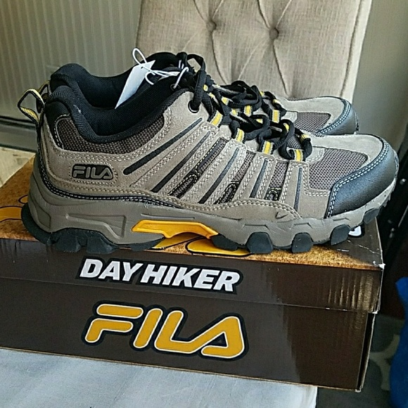 Fila Day Hiking Shoes NWT